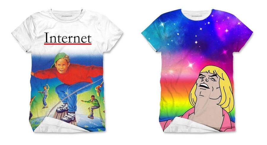 las peores playeras de internet