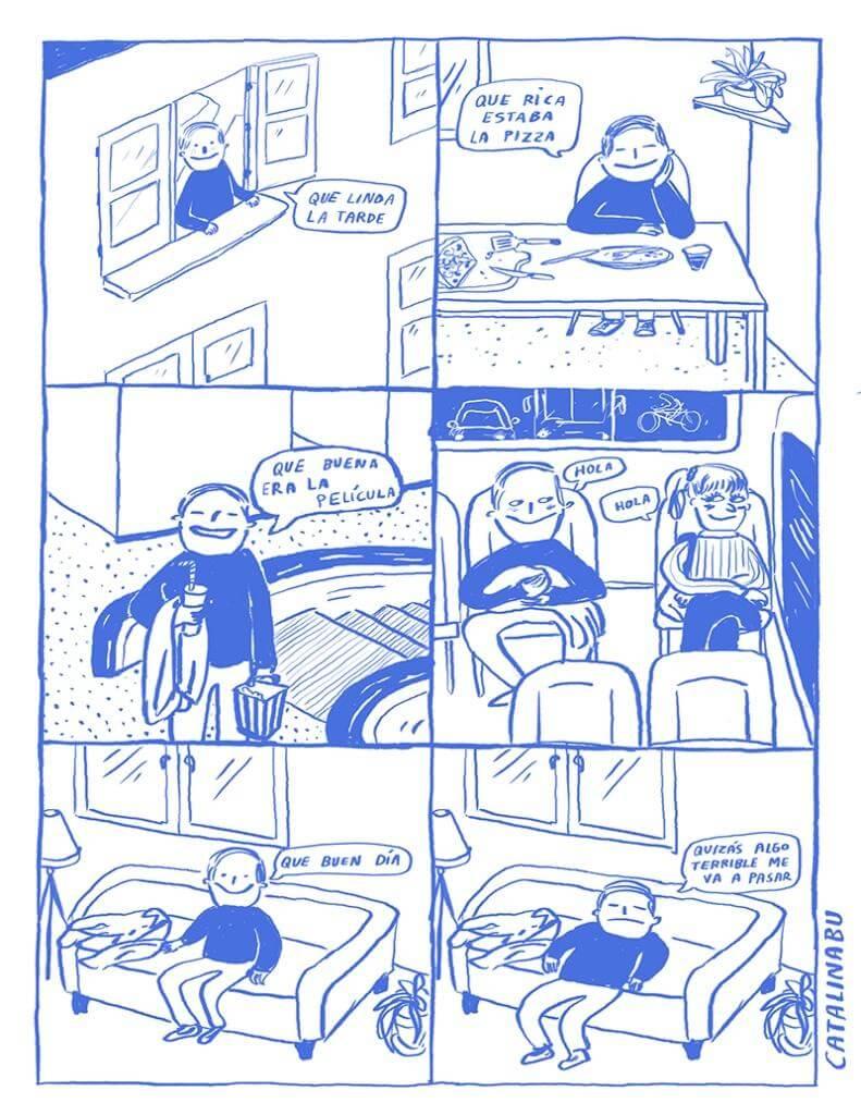 Diario de un hombre solo