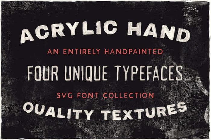 Fuente tipográfica gratis
