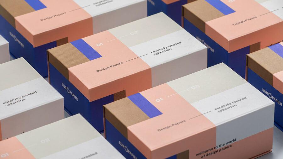 Catálogos de papel premium