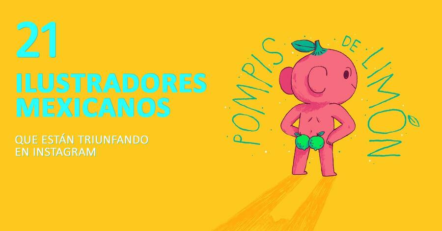 Ilustradores Mexicanos