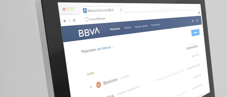 Nuevo logotipo BBVA