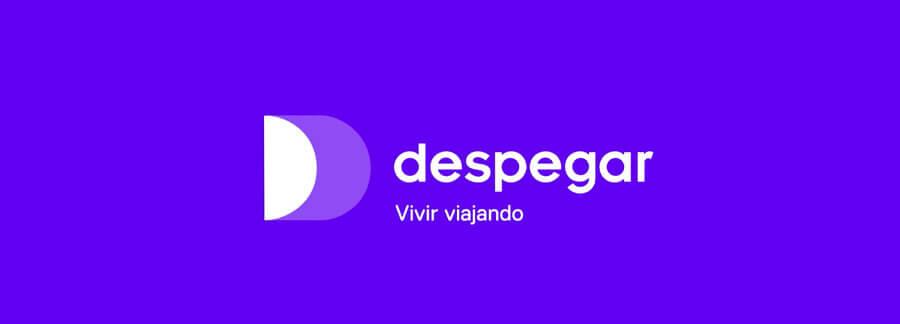 Nuevo logotipo de Despegar.com