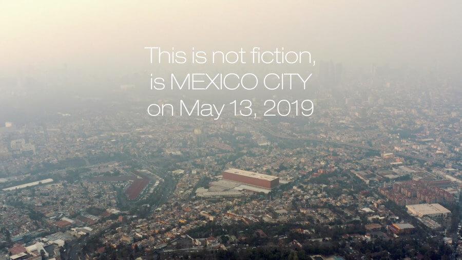 Contingencia ambiental Ciudad de México