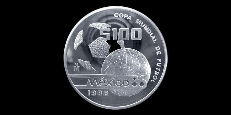 Historia de las monedas mexicanas