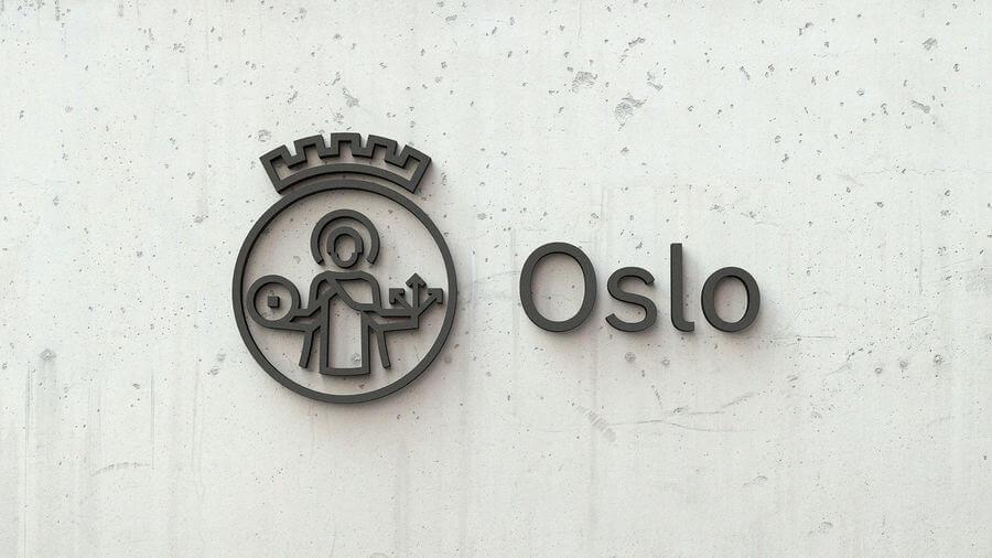 Nuevo logotipo ciudad Oslo