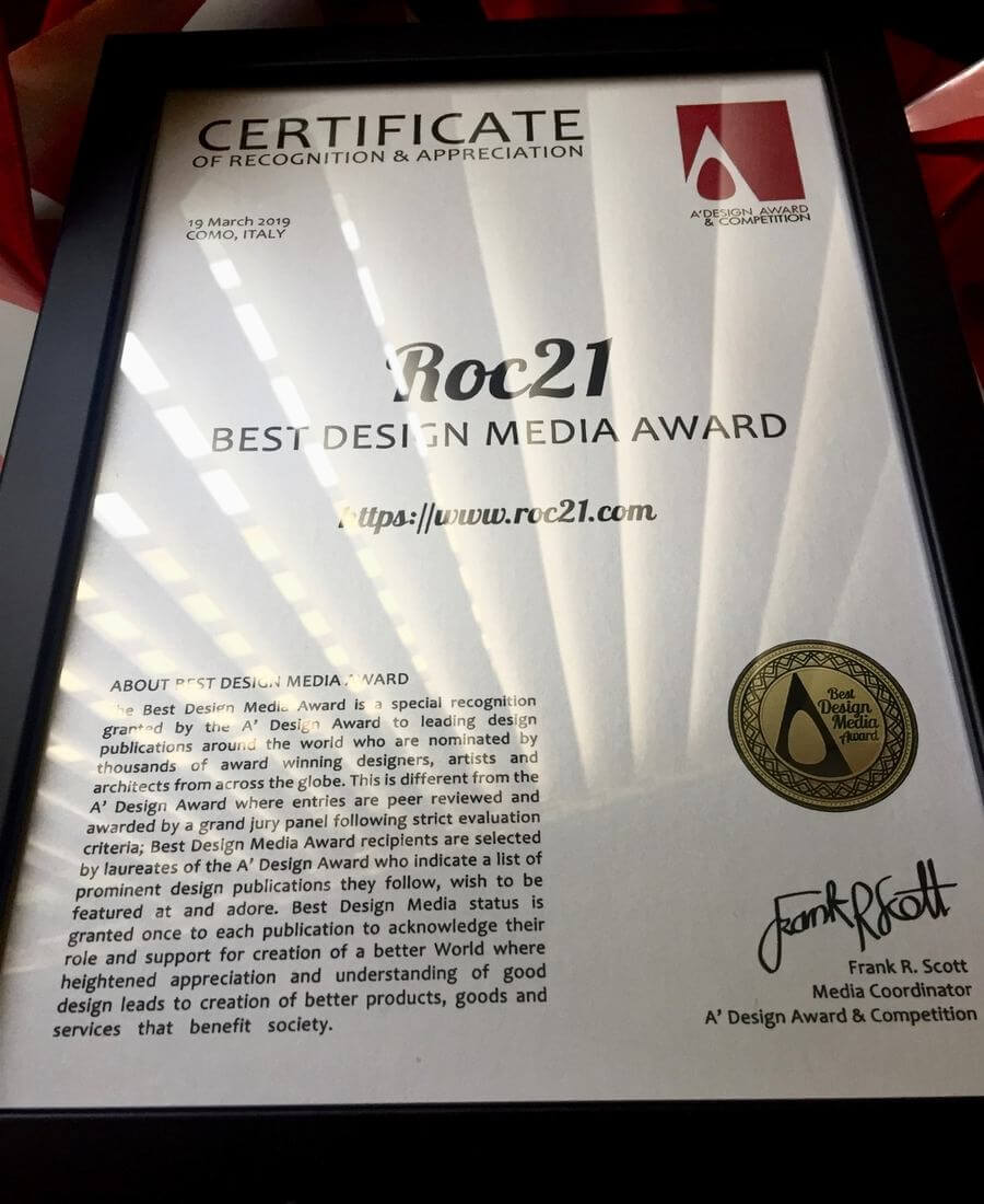 Premios ROC21