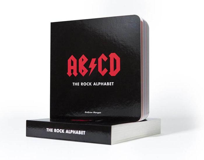 El alfabeto ilustrado del rock