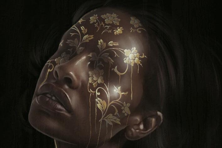 Pintura surrealista e hiperrealista