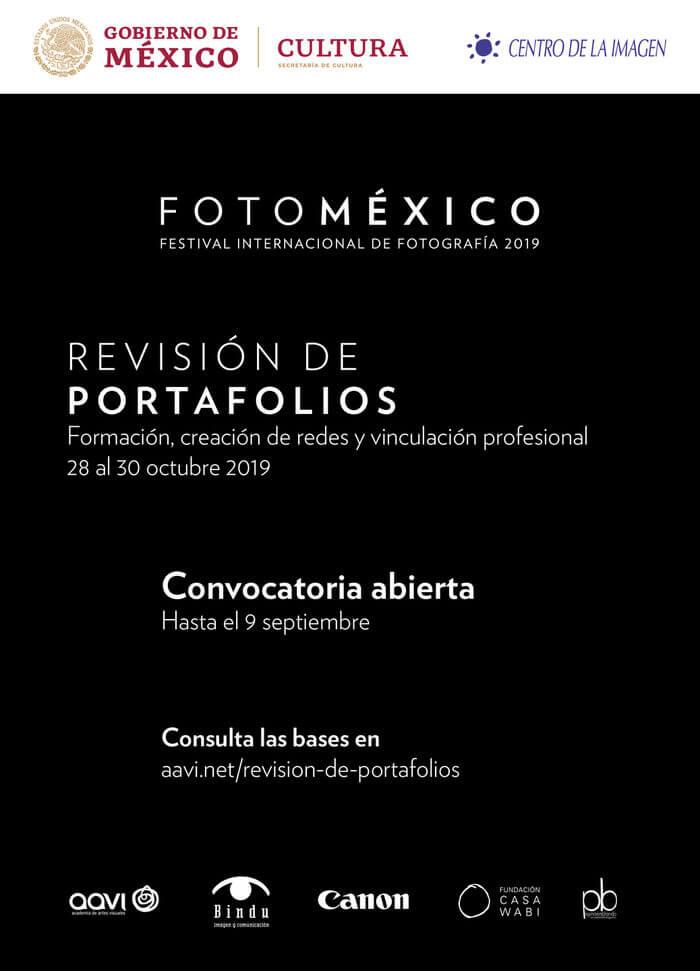Revisión de Portafolios Foto México