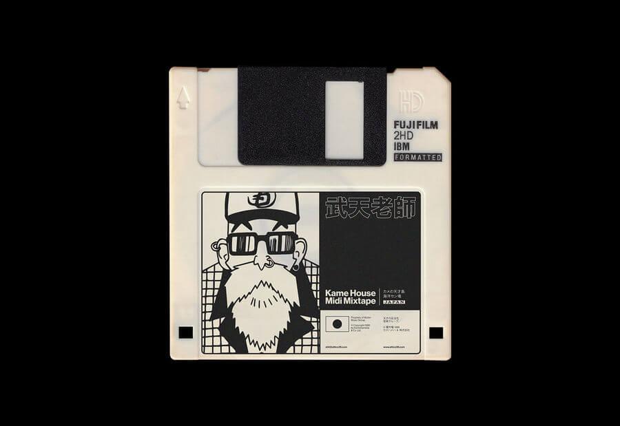 Dispositivos de almacenamiento de datos intervenidos