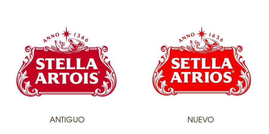Logo cerveza Arella Artois