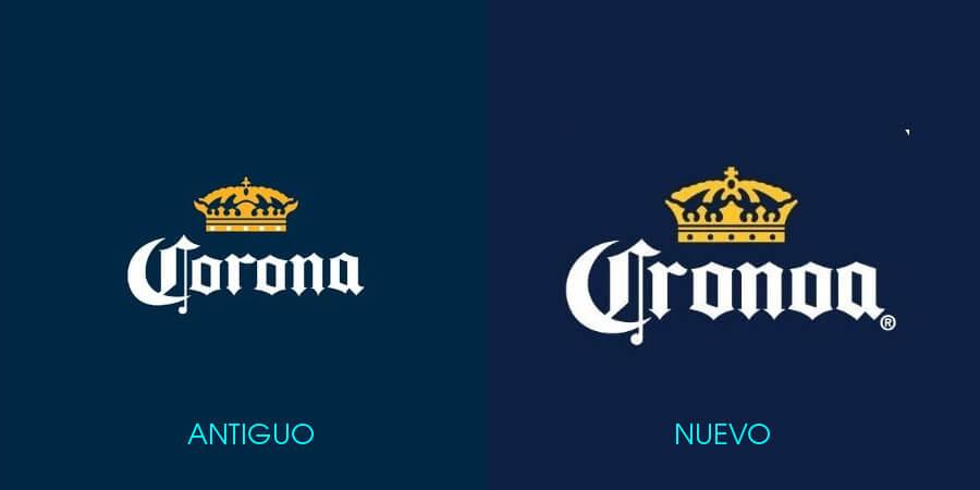 Logo cerveza Corona