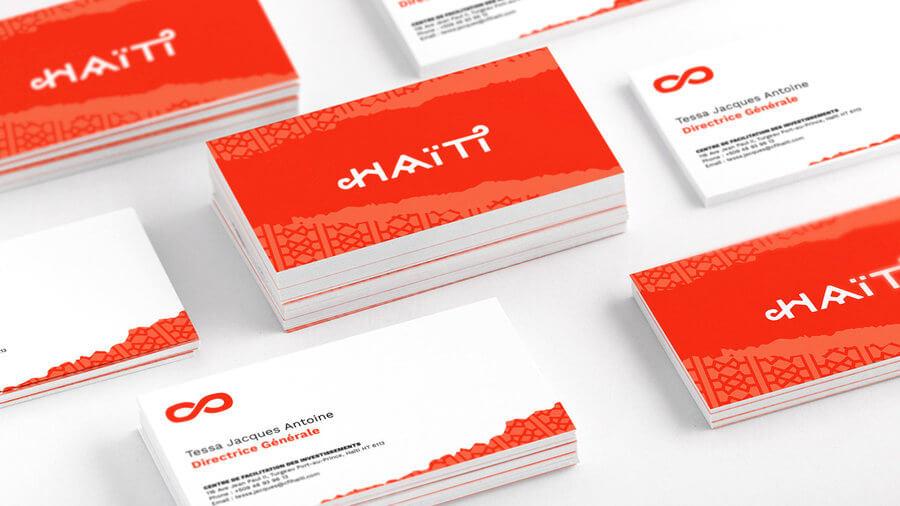Nuevo logo marca país Haití