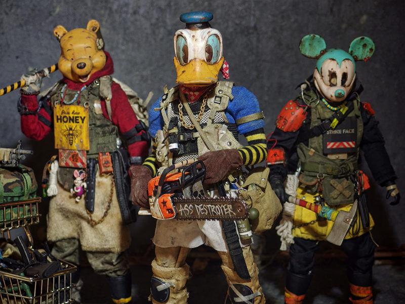 Esculturas de Nakajima