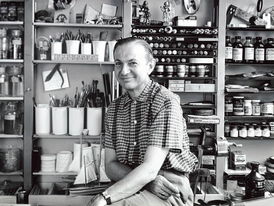 Alexander Girard el padre del diseño moderno