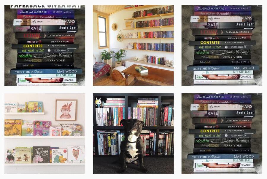 Fotos de libreros
