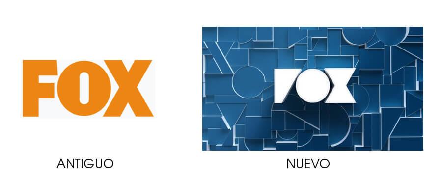 Nuevo logo del canal FOX