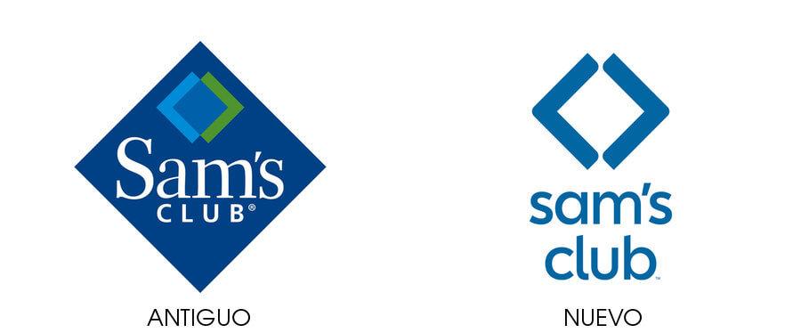 Nuevo logo de Sam's Club