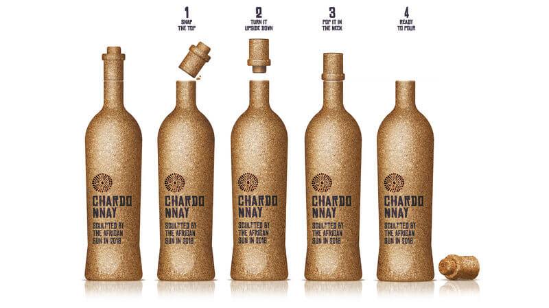 botella original