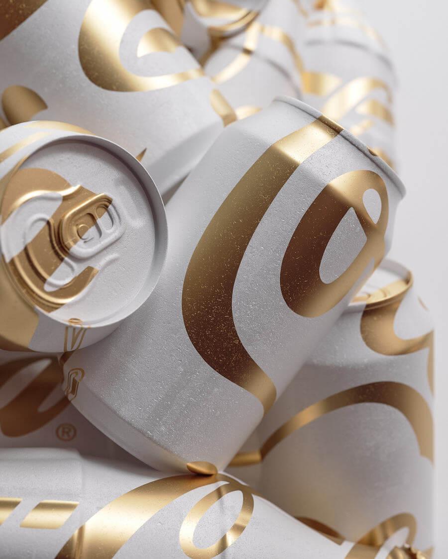 Ilustración y tipografía en 3D