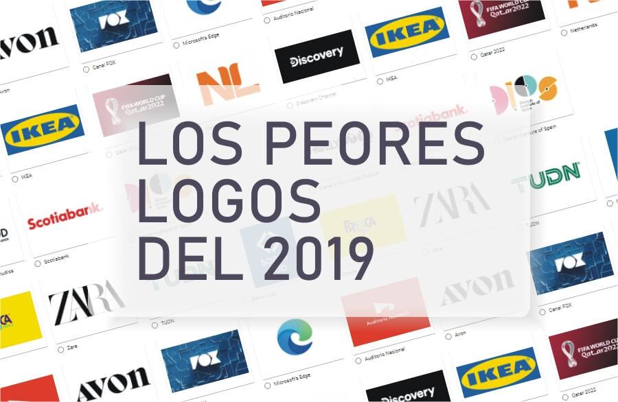 los peores logos del año