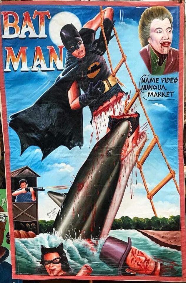 Cartel Batman Ghana