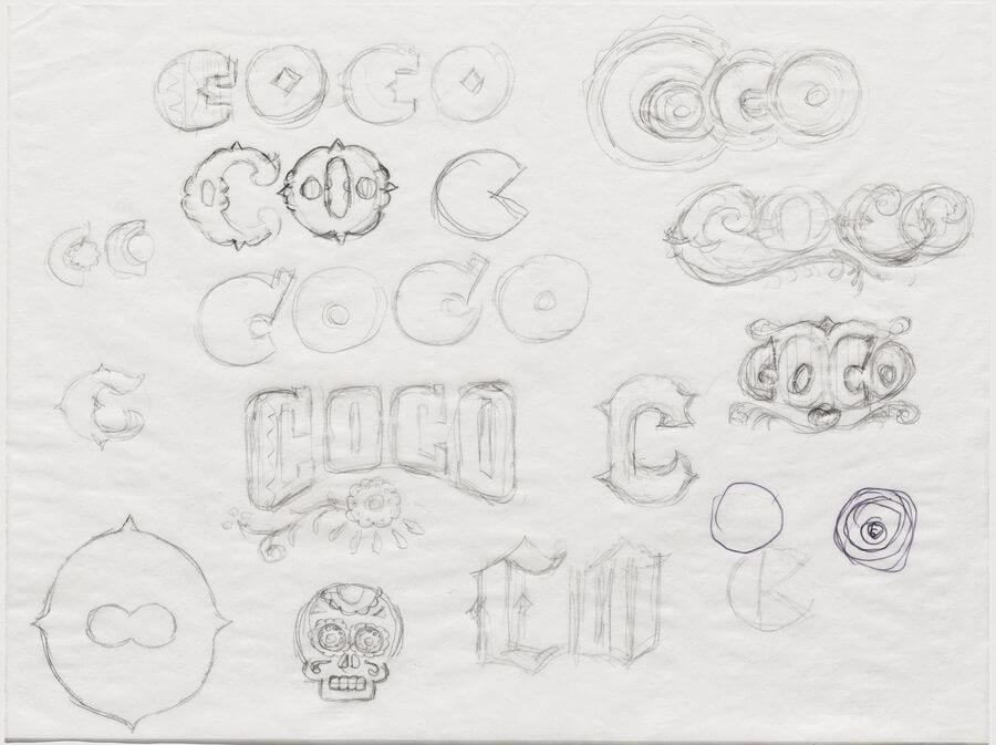 Logos de películas de Pixar