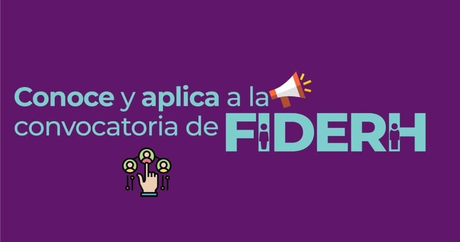 financiamiento FIDERH