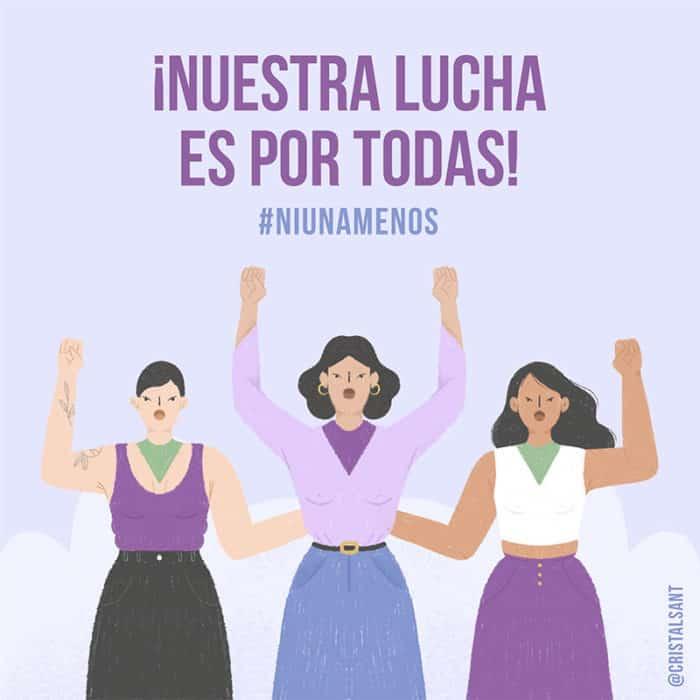 Póster del día internacional de la mujer