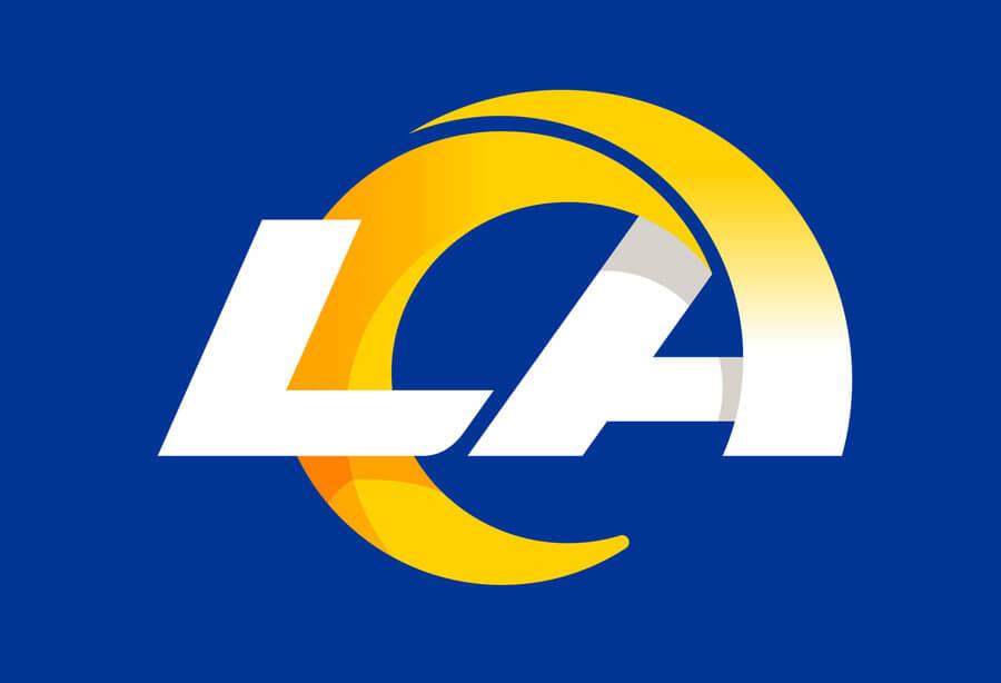 nuevo logo Los Angeles Rams