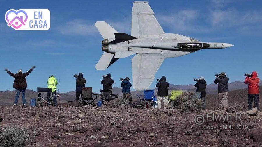 videos de aviones militares