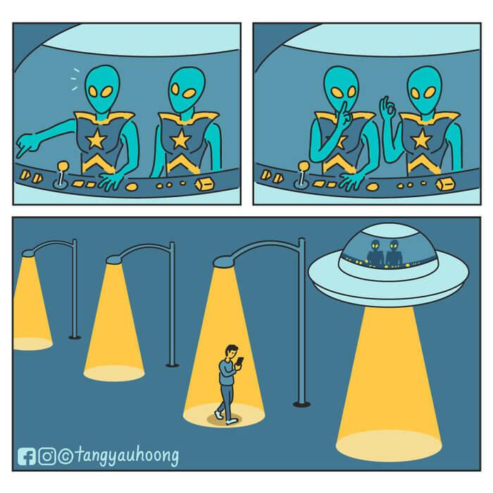 cómics divertidos