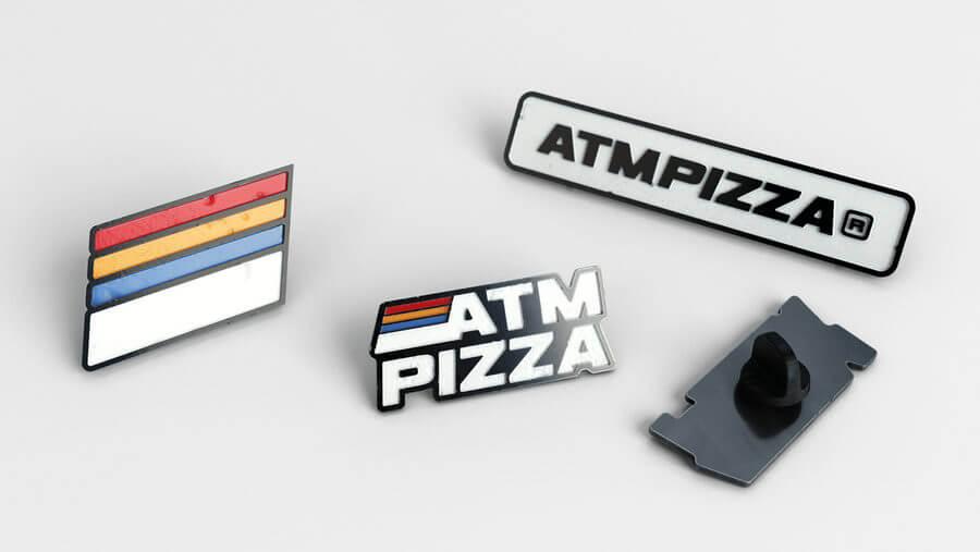 identidad visual de una pizzería