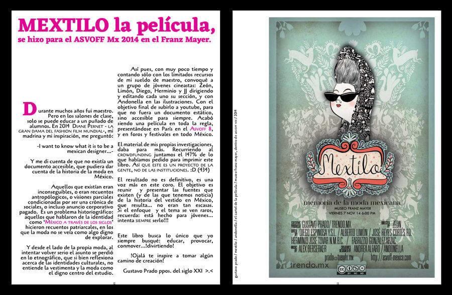 libro historia de la moda en México