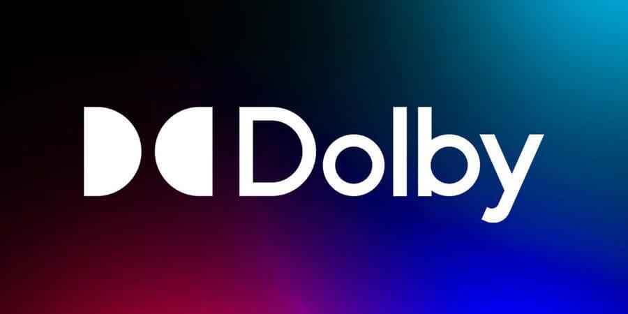nuevo logo Dolby