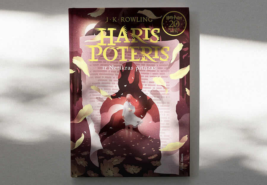 portadas libros de Harry Potter
