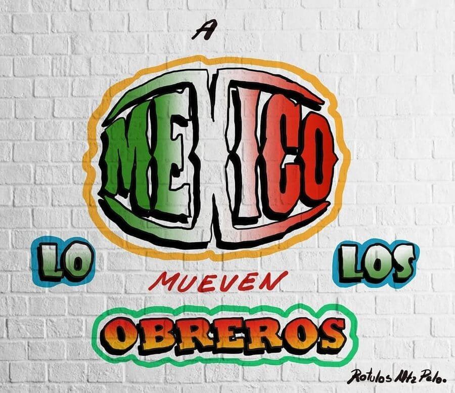 rótulos mexicanos