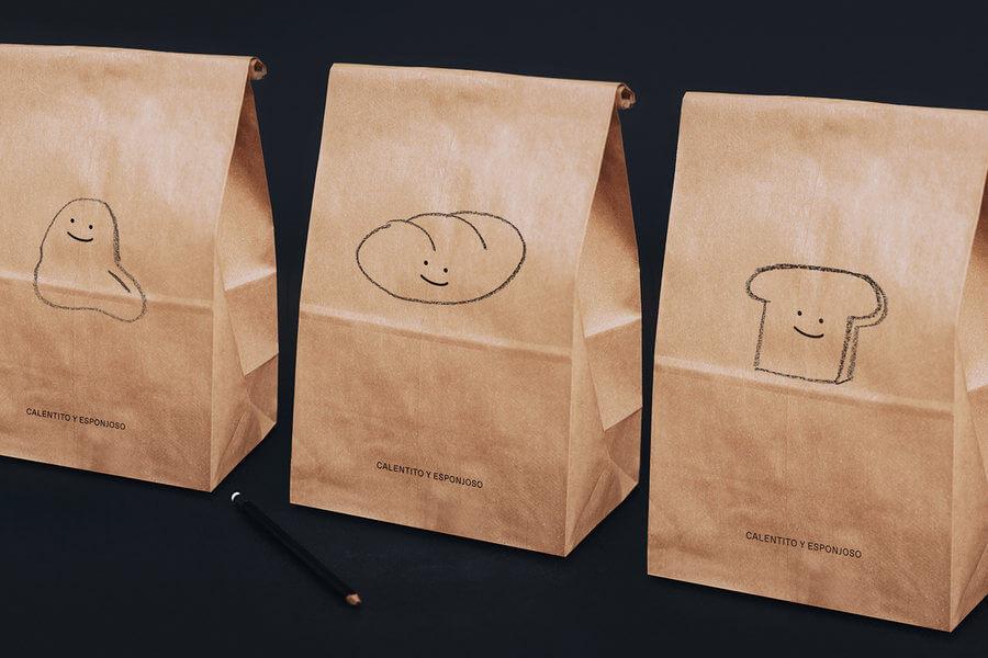 identidad visual de una panadería