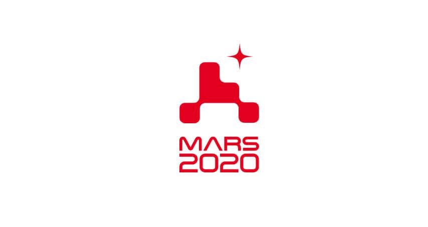 Logotipo del Programa de Exploración en Marte de la NASA ...