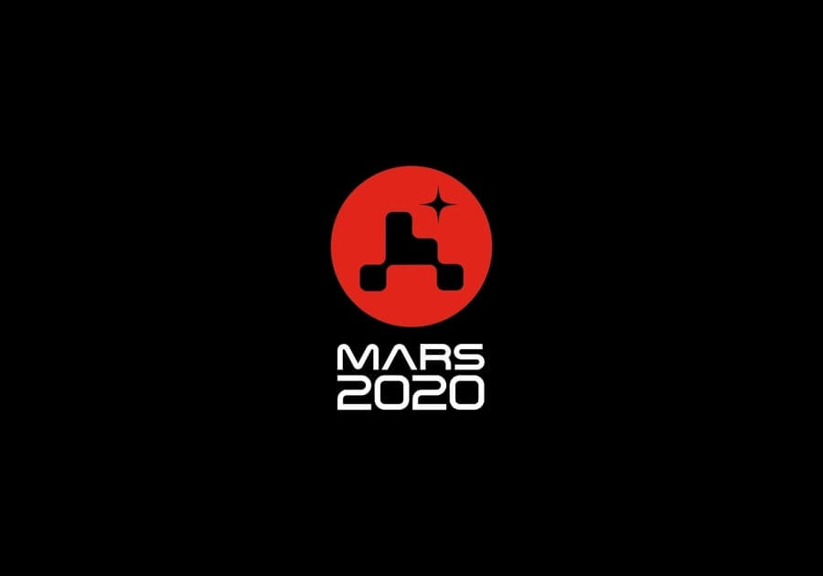 logo Perseverance mars 2020