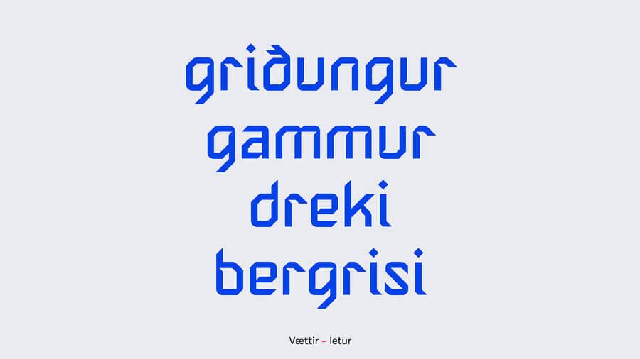 nuevo logo selección de Islandia