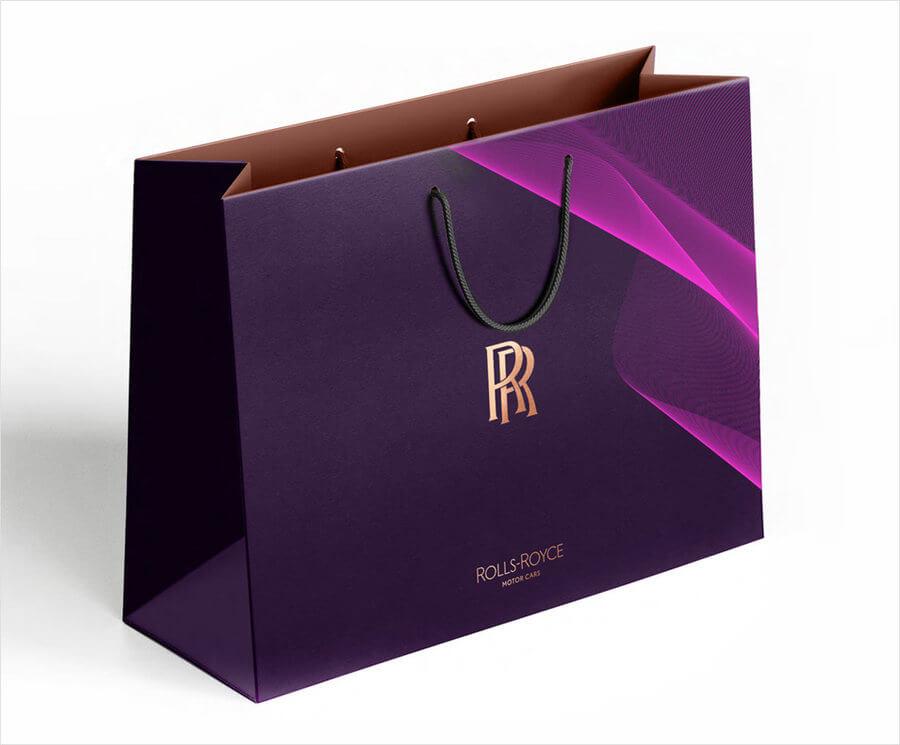 nuevo logo de Rolls Royce