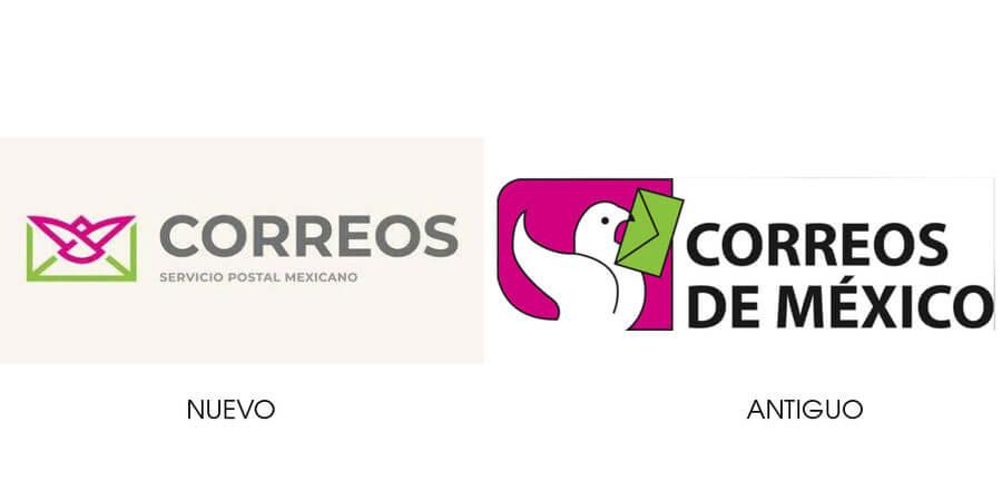 nuevo logo de El Servicio Postal Mexicano