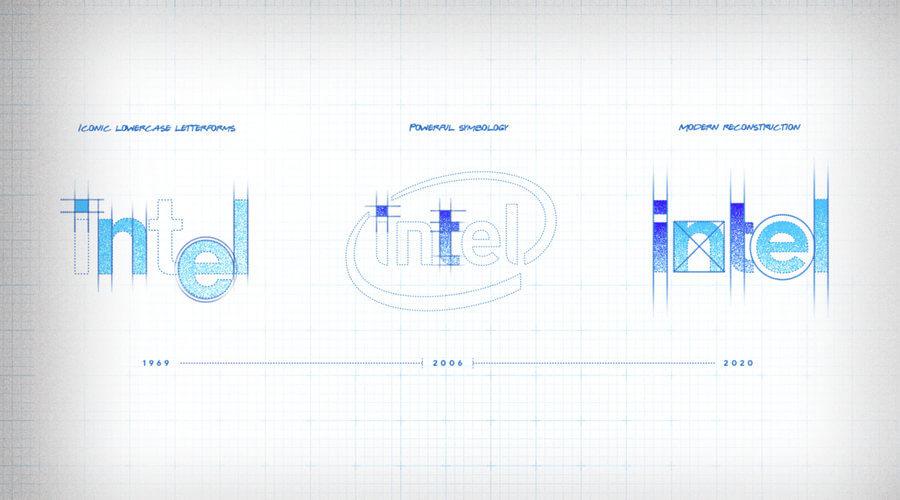 nuevo logo de intel