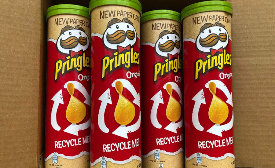 tubos Pringles