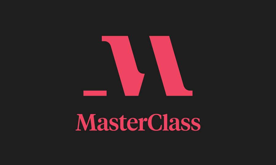 nuevo logo de MasterClass