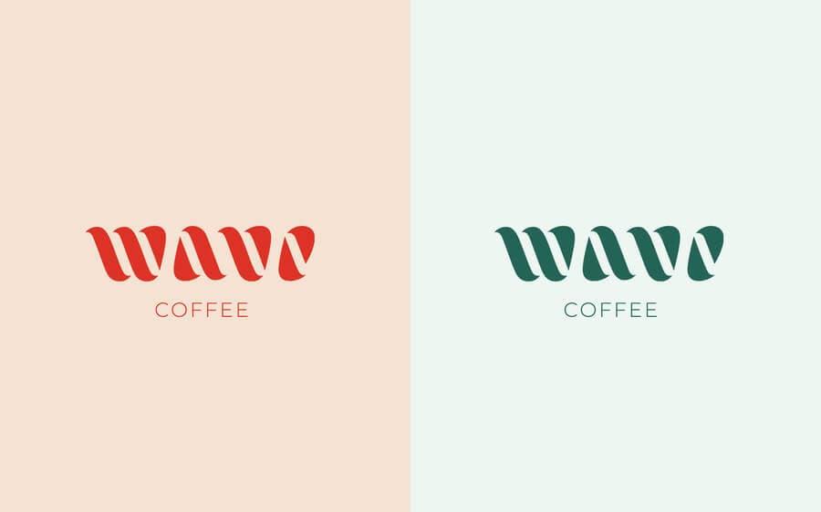 logo marca de café