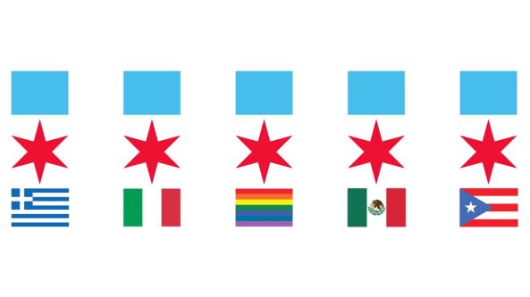 nuevo logo ciudad de Chicago