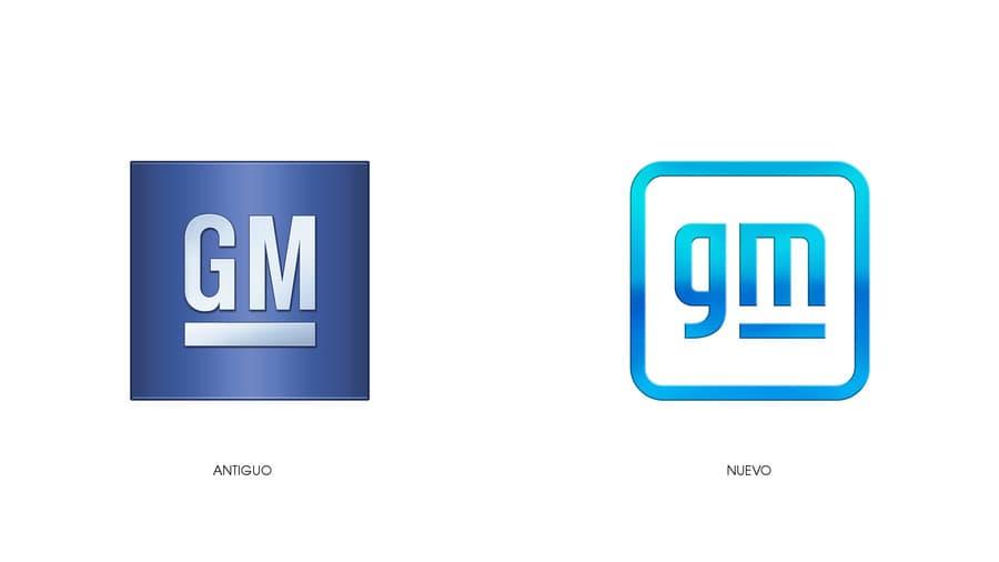 nuevo logo de General Motors